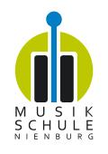 Logo Musikschule Nienburg/W. e.V.